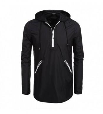 Coofandy Lightweight Outdoor Pullover Sweatshirt