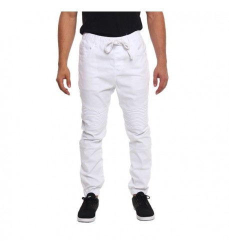 Victorious Biker Twill Jogger Pants