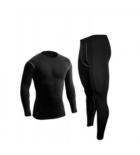 Minghe Thermal Baselayer Johns Underwear