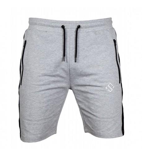 Saahus Shorts Workout Drawstring Pockets
