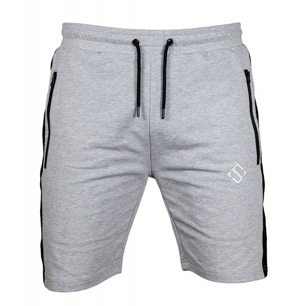 Saahus Shorts Workout Drawstring Pockets