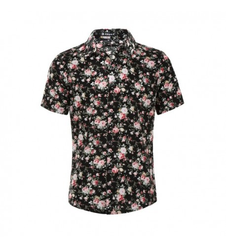 Allegra Sleeves Floral Pattern Shirts
