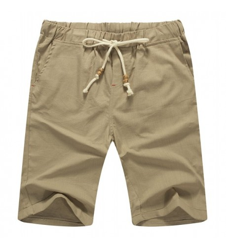Mr Zhang Casual Classic Summer Khaki US