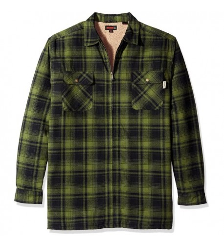 Wolverine Marshall Flannel Sherpa 2X Large