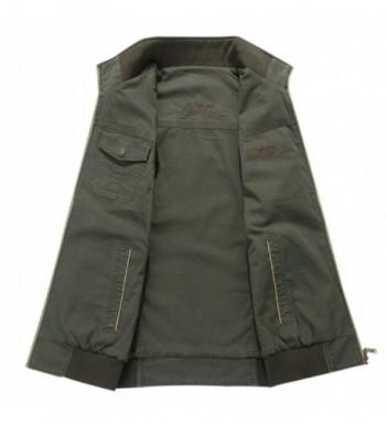 Cheap Men's Outerwear Vests Online