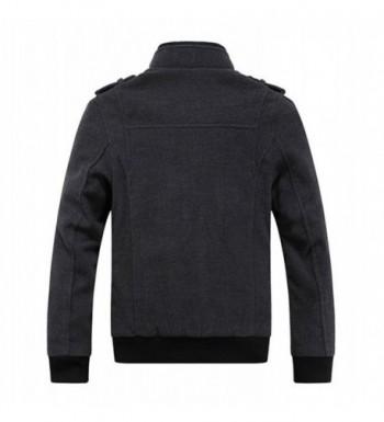 Popular Men's Wool Jackets
