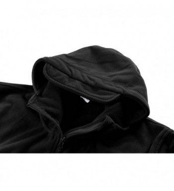 Discount Real Men's Fleece Jackets Online Sale