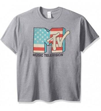 MTV Mens American T Shirt Sport