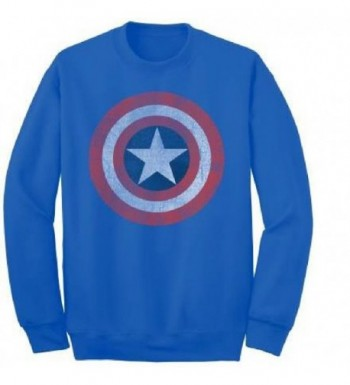 Marvel Captain America Shield Fleece Medium