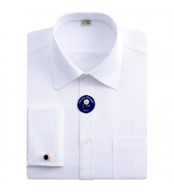 J Ver Regular French Collar Cufflink