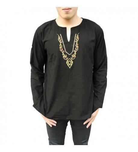 AM Indian Cotton Fabric T Shirt