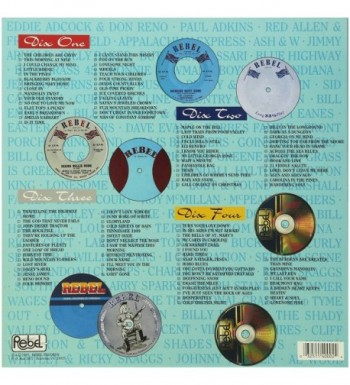 Rebel Records Years Best Bluegrass