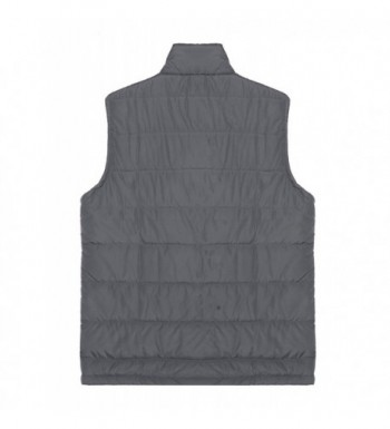2018 New Men's Outerwear Vests