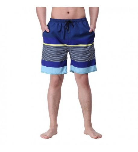 serwei Casual Beachwear Shorts Stripes