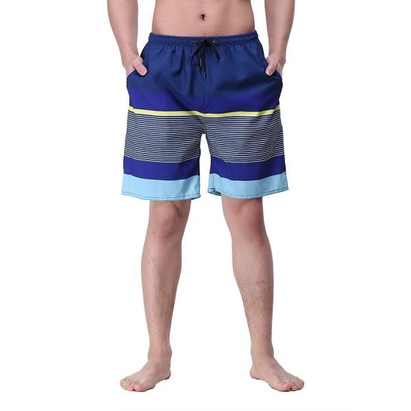 serwei Casual Beachwear Shorts Stripes