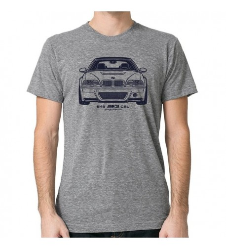 GarageProject101 BMW E46 T Shirt Gray