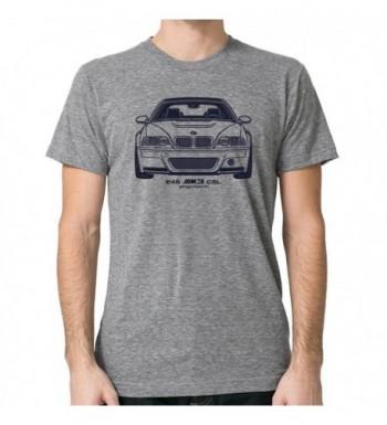 GarageProject101 BMW E46 T Shirt Gray