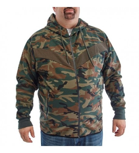 Galaxy Harvic Fleece Camouflage 4X Large