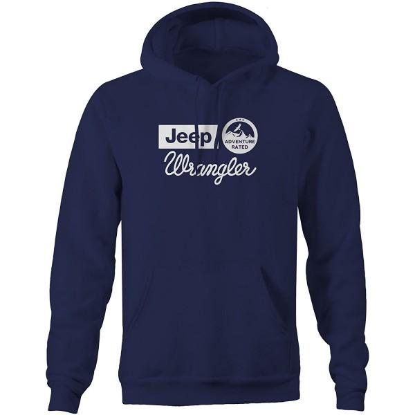 Jeep Wrangler Adventure Rated Sweatshirt