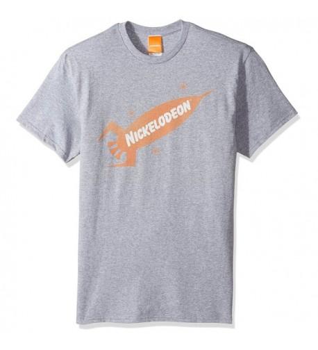Nickelodeon Mens Rocket T Shirt Sport