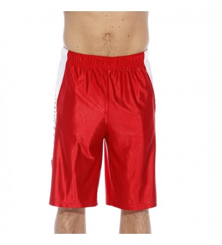 At Buzzer 77920 Red XXL Athletic Basketball