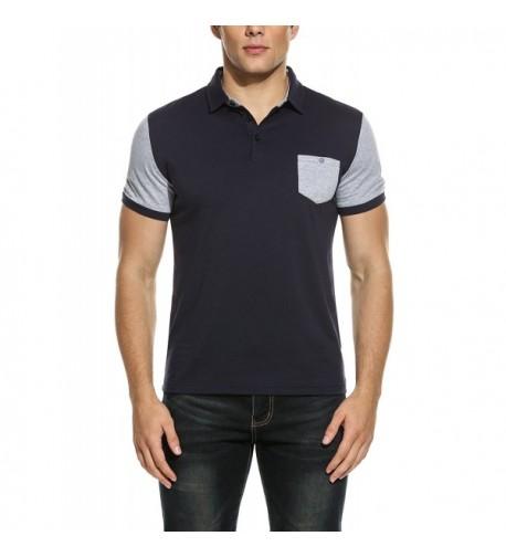 HOTOUCH Casual Short Sleeve Shirt