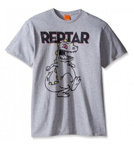 Nickelodeon Rugrats Reptar Marching T Shirt