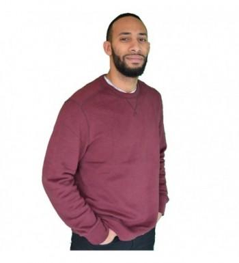 Bass Mens Crew Neck Sweatshirt