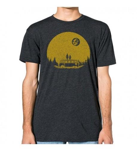 GarageProject101 Hello T Shirt Heather Black