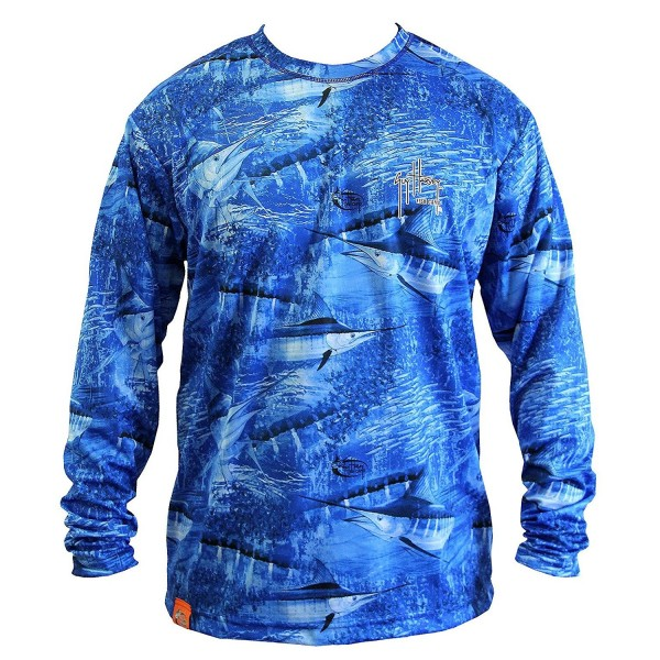 Guy Harvey Legend Sleeve Performance
