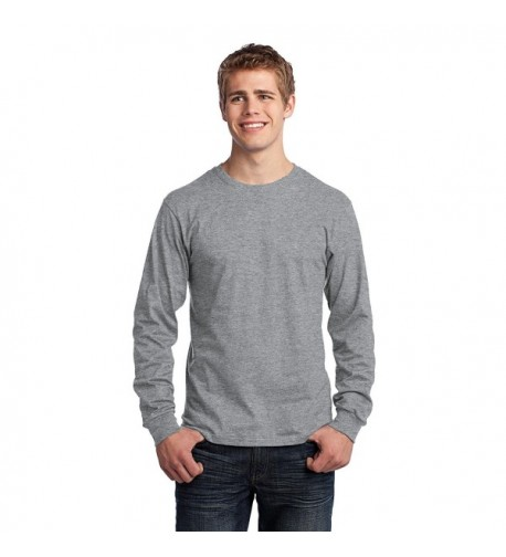 Port Company Long Sleeve T Shirt PC54LS
