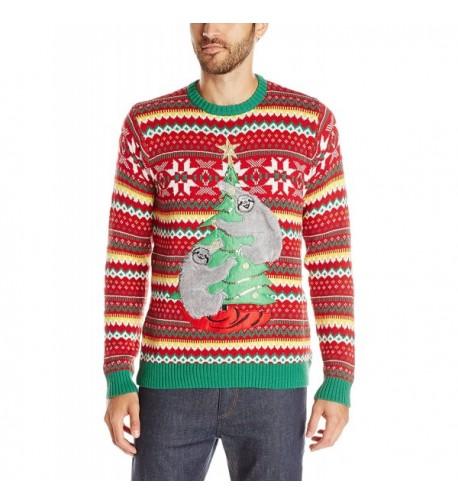 Blizzard Bay Decorating Christmas Sweater