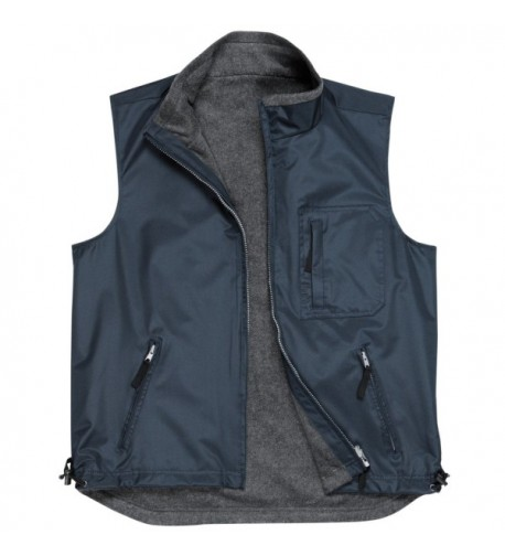 Portwest Weather Reversible Fleece Bodywarmer