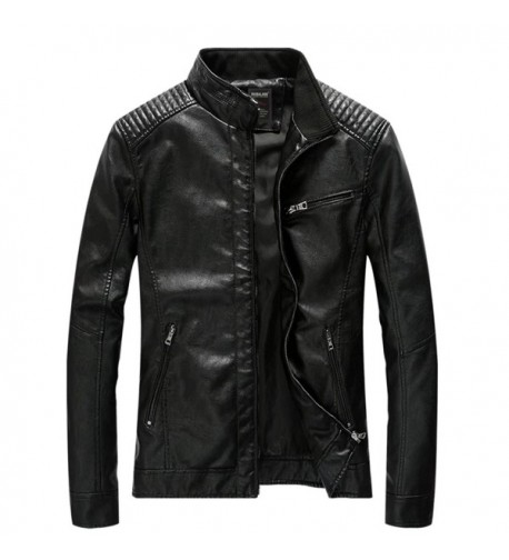 T Dream Leather Motorcycle Jacket Vintage