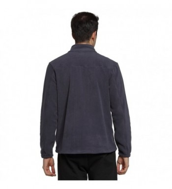 Men's Fleece Coats
