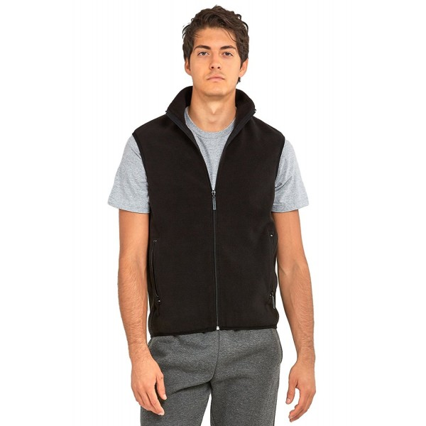 Knocker Teejoy Polar Fleece Black
