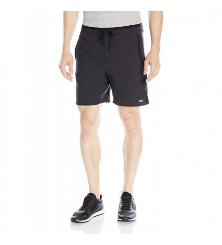 RVCA Yogger Short Black Small
