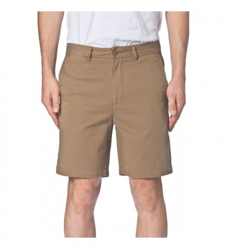 Globe Goodstock Chino Walkshorts Cocoa