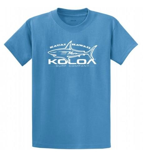 Joes USA Koloa Great T Shirt Aquatic