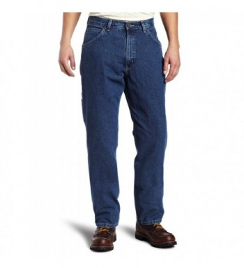 Key Apparel Relaxed Enzyme Dungaree