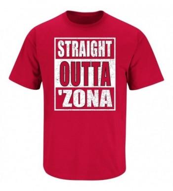 Arizona Football Fans Straight T Shirt