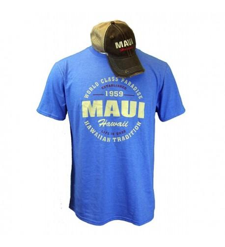 Maui Clothing Hawaii T Shirt Combo