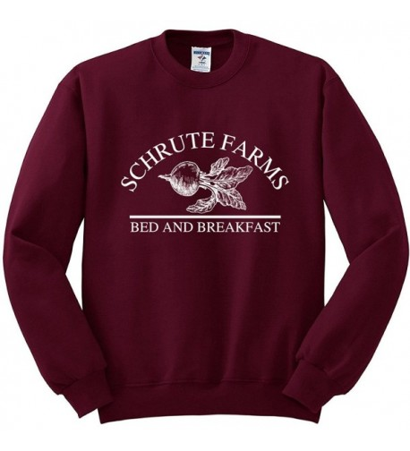 Nuff Said Breakfast Sweatshirt Pullover