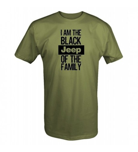 Am Black JEEP Family Outdoor