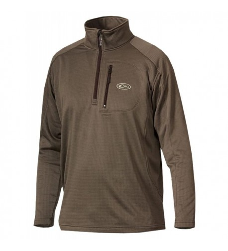 DRAKE Breathlite Zip Mud Large