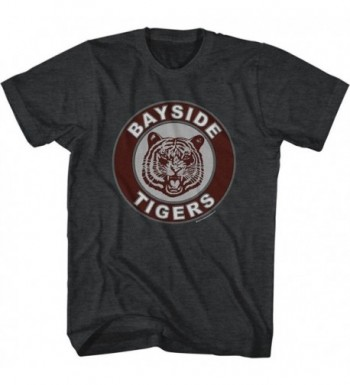 Saved Bell Bayside T Shirt Charcoal