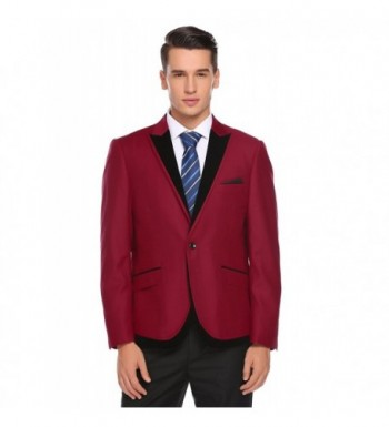Fashion Men's Suits Coats