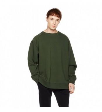 Something Everyone Pullover Sweatshirt Green