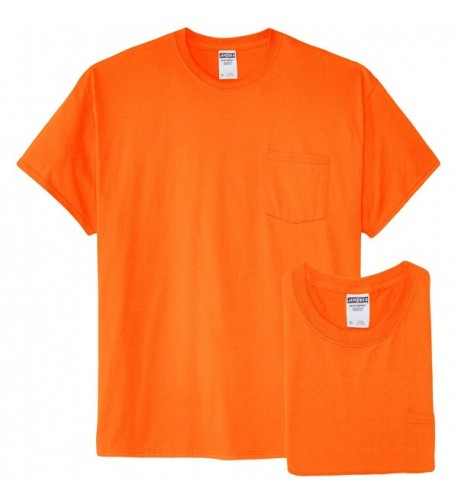 Jerzees Sleeve Pocket Safety X Large