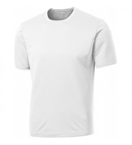 Dri EQUIP Moisture Wicking Athletic T Shirts